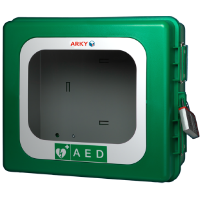 ARKY AED outdoor cabinet 200